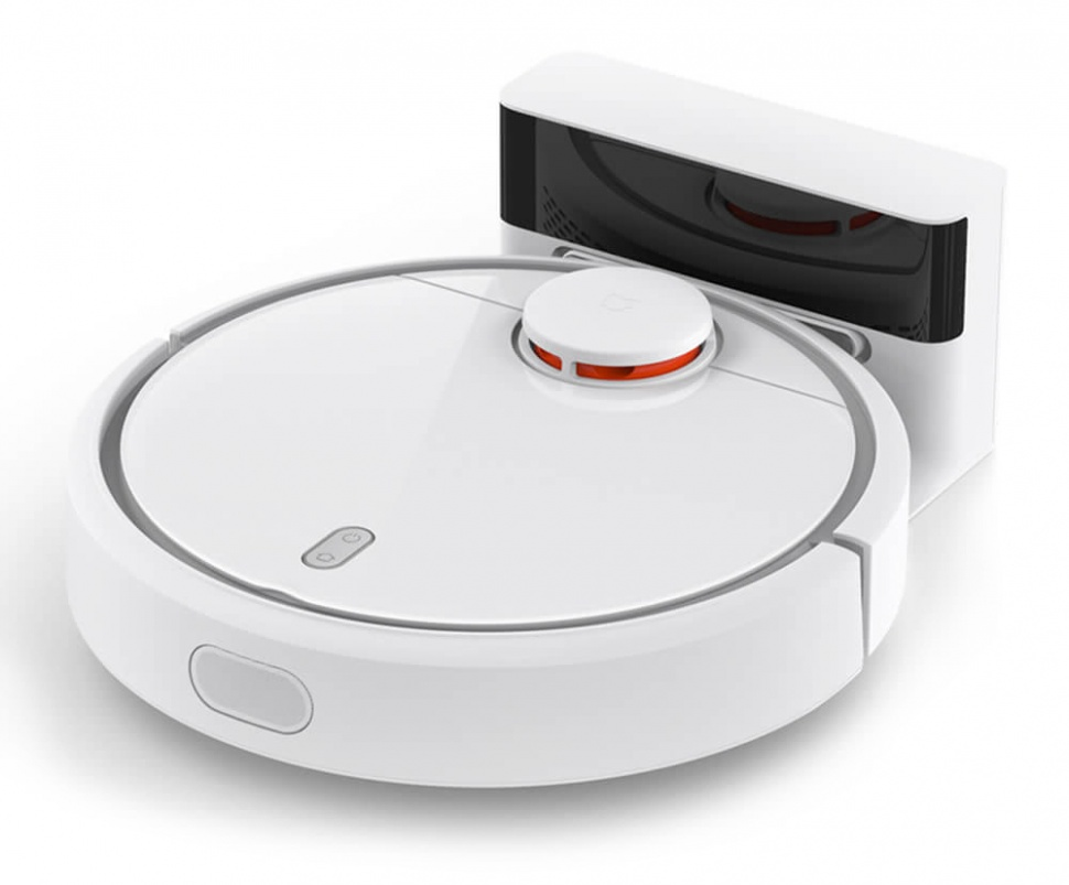 Робот-пылесос Xiaomi (Mi) Mijia Robot Vacuum Cleaner (Global) - 1