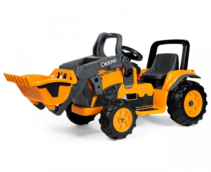 Peg-Perego Детский экскаватор Peg-Perego JD Construction Loader