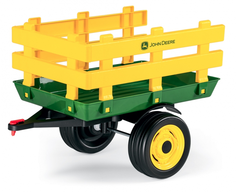 Peg-Perego Прицеп Jd Stake-side Trailer
