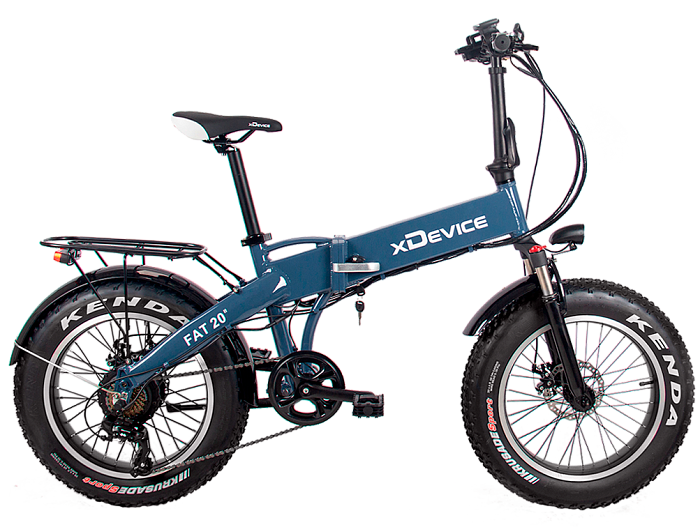 Xdevice Электровелосипед xDevice xBicycle 20 FAT