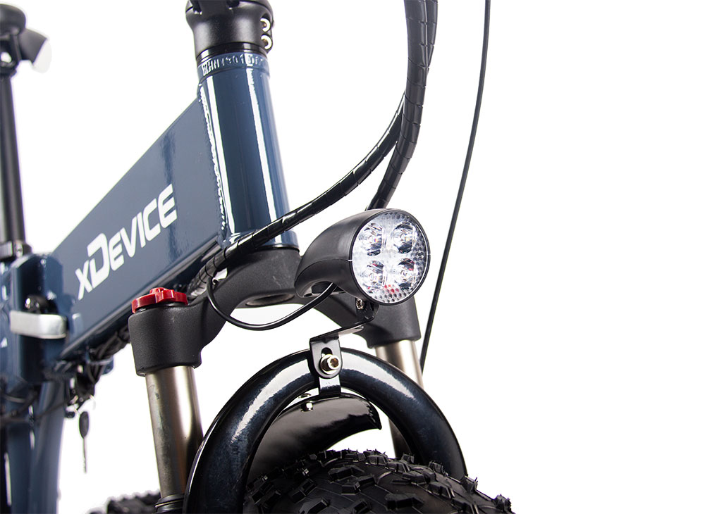 Электровелосипед xDevice xBicycle 20 FAT - 5