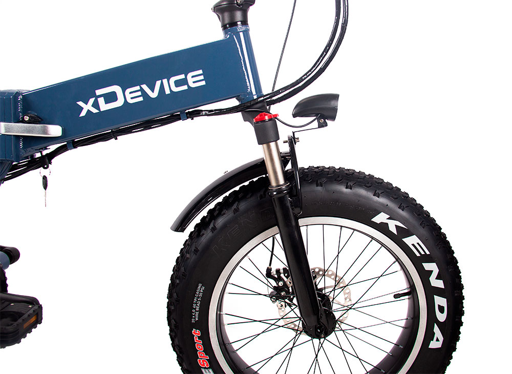 Электровелосипед xDevice xBicycle 20 FAT - 4