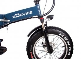 Электровелосипед xDevice xBicycle 20 FAT image