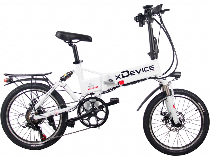 Xdevice Электровелосипед xDevice xBicycle 20