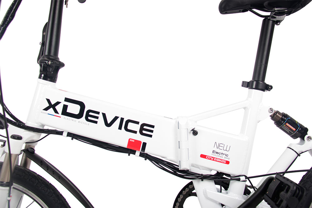 Электровелосипед xDevice xBicycle 20 - 2