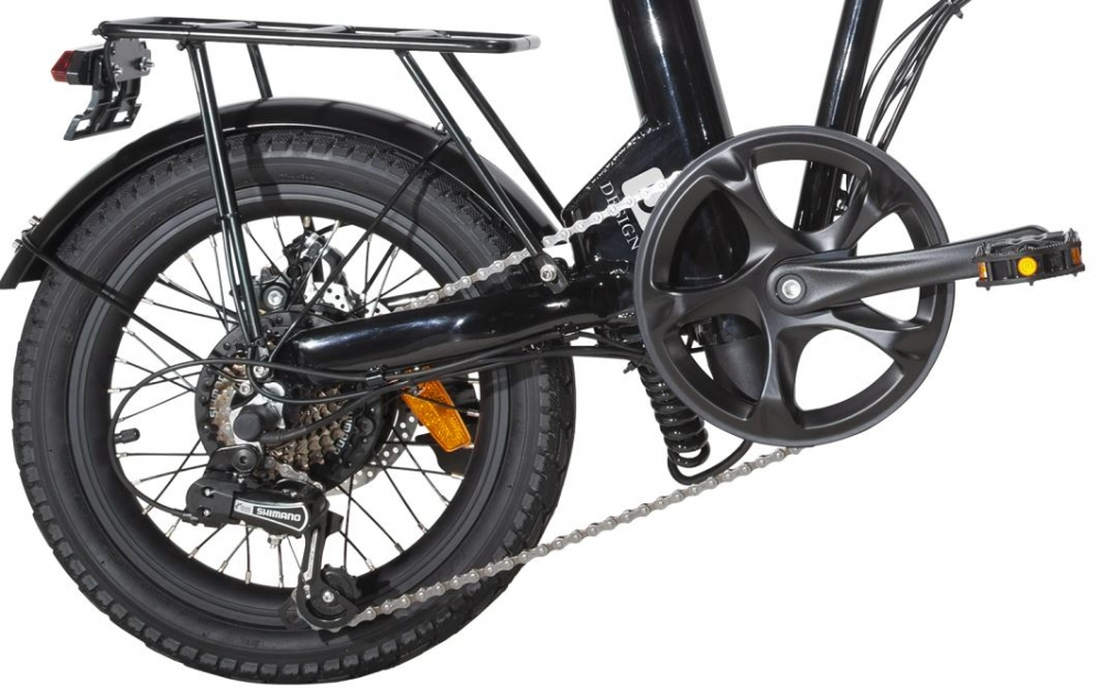 Электровелосипед xDevice xBicycle U - 3