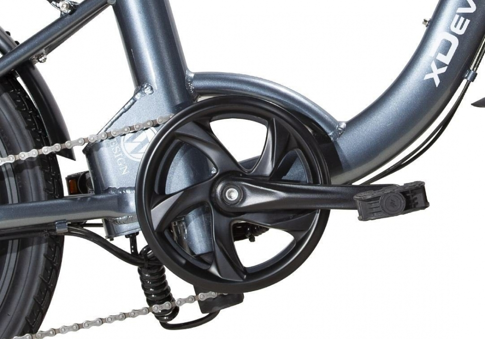 Электровелосипед xDevice xBicycle W - 2