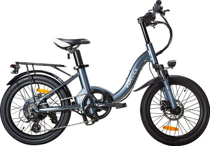 Электровелосипед xDevice xBicycle W - 1