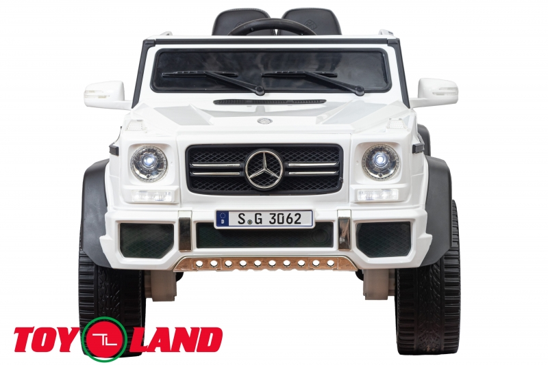 Toyland Детский электромобиль Mercedes-Benz Maybach Small G650S