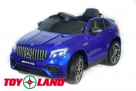 Mercedes-Benz AMG GLC63 Coupe 4X4 - Синий image