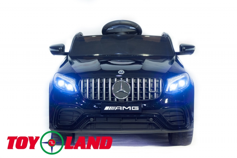 Toyland Mercedes-Benz AMG GLC63 Coupe 4X4 - Черный