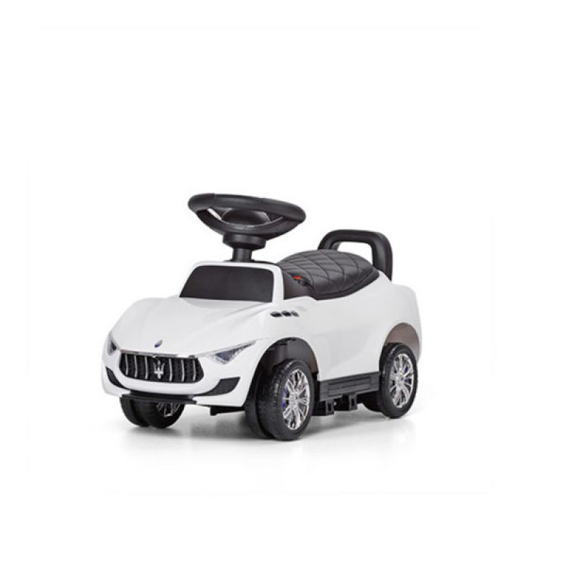 Rivertoys Толокар Maserati A003AA-D - Белый