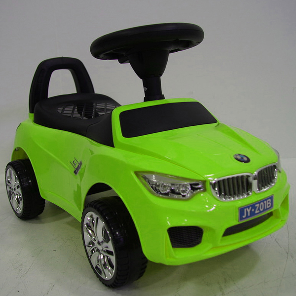 Rivertoys Толокар BMW JY-Z01B - Зеленый