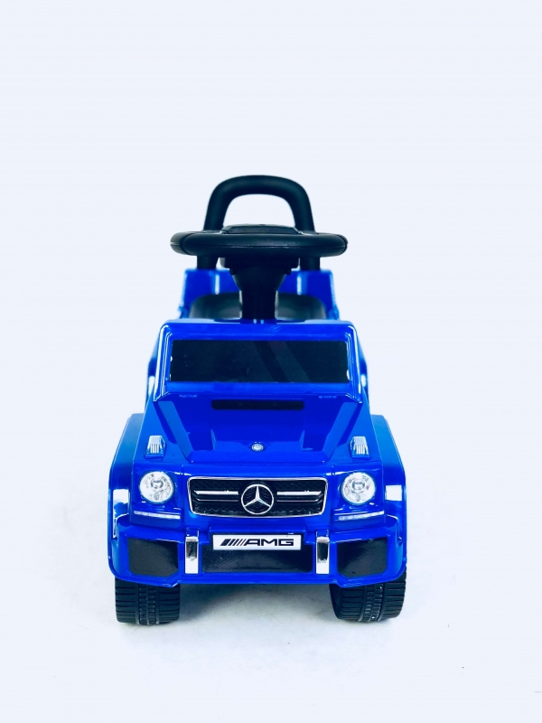 Rivertoys Толокар Mercedes-Benz G63 JQ663 - Синий