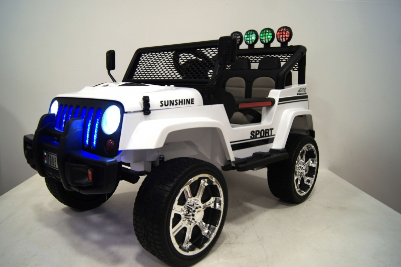 Rivertoys Jeep T008TT 4*4