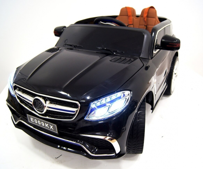 Rivertoys Mercedes E009KX - Черный