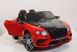 BENTLEY CONTINENTAL SUPERSPORTS JE1155 image