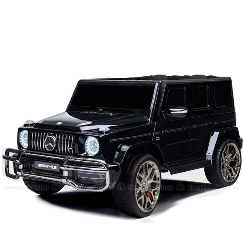 Rivertoys Mercedes-AMG G63 4WD (S307) - Черный