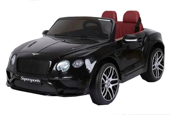 Rivertoys BENTLEY CONTINENTAL SUPERSPORTS JE1155 - Черный