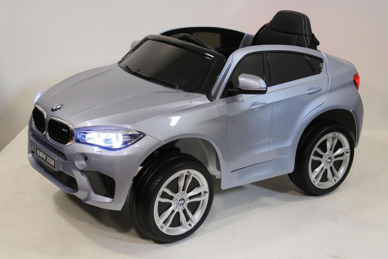 Rivertoys BMW X6M JJ2199 - Серый