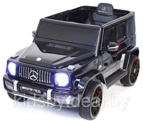 Rivertoys Mercedes-AMG G63 4WD K999KK - Черный